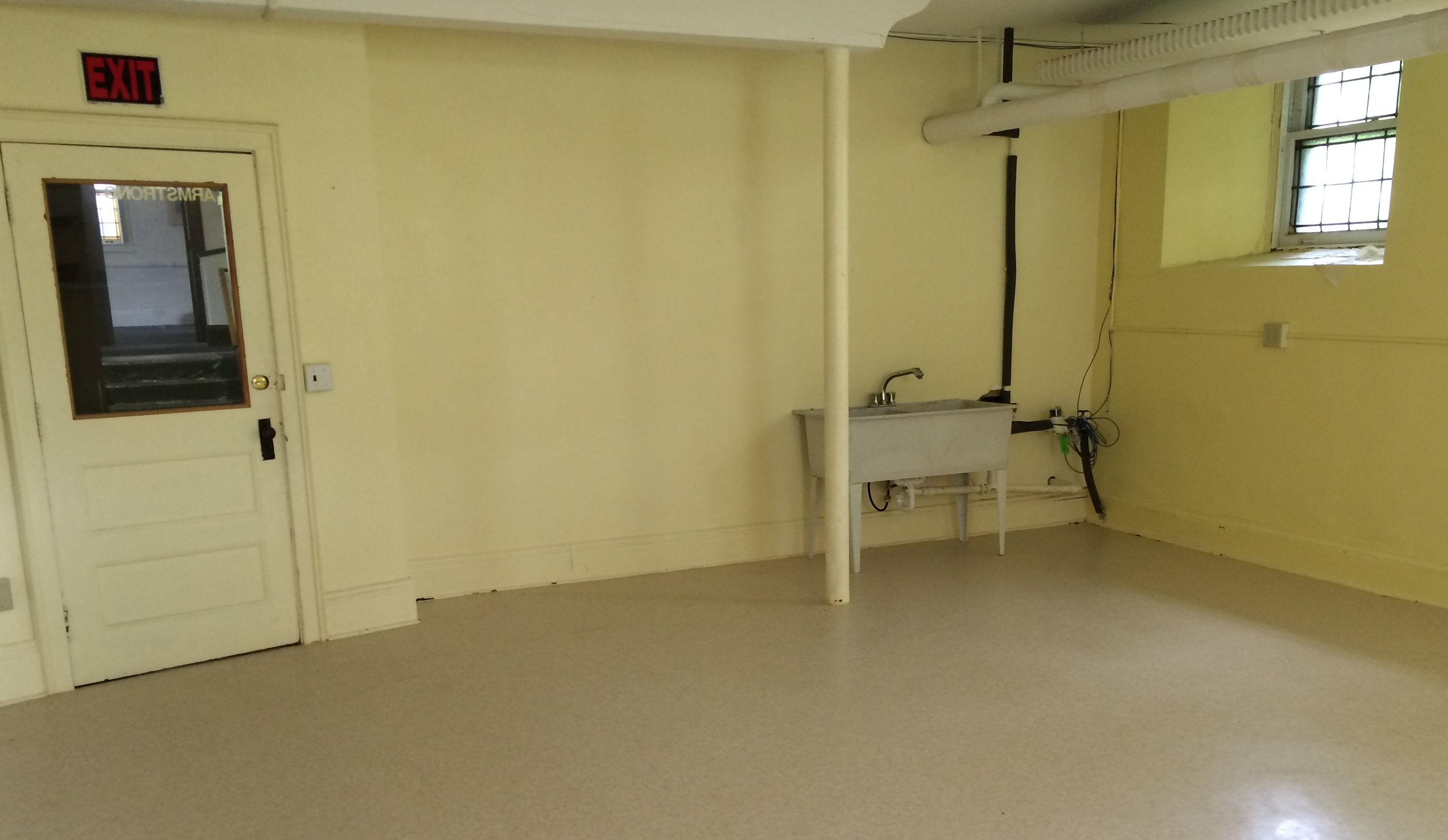 Armstong Room Remodeled