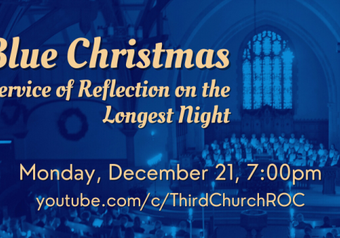 Blue Christmas Service of Reflection on the Longest Night