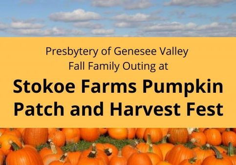 Presbytery of Genesee Valley Fall Family Outing